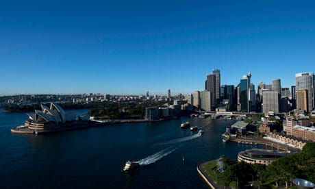 Australia is rated best place to live and work for third year running
