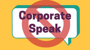 Corporate Speak