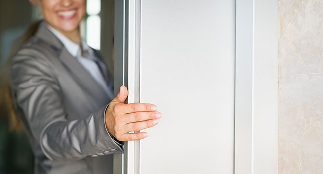 """Hold the Door!"" and other simple interview tips that require no preparation"