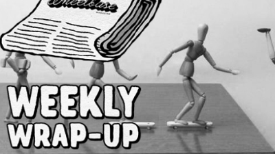Spoilt For Topics | Weekly Wrap Up