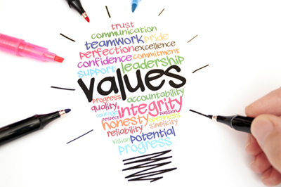 Do you value your values?